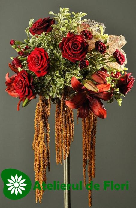 Aranjamente Florale De Toamna Atelierul De Flori Timisoara