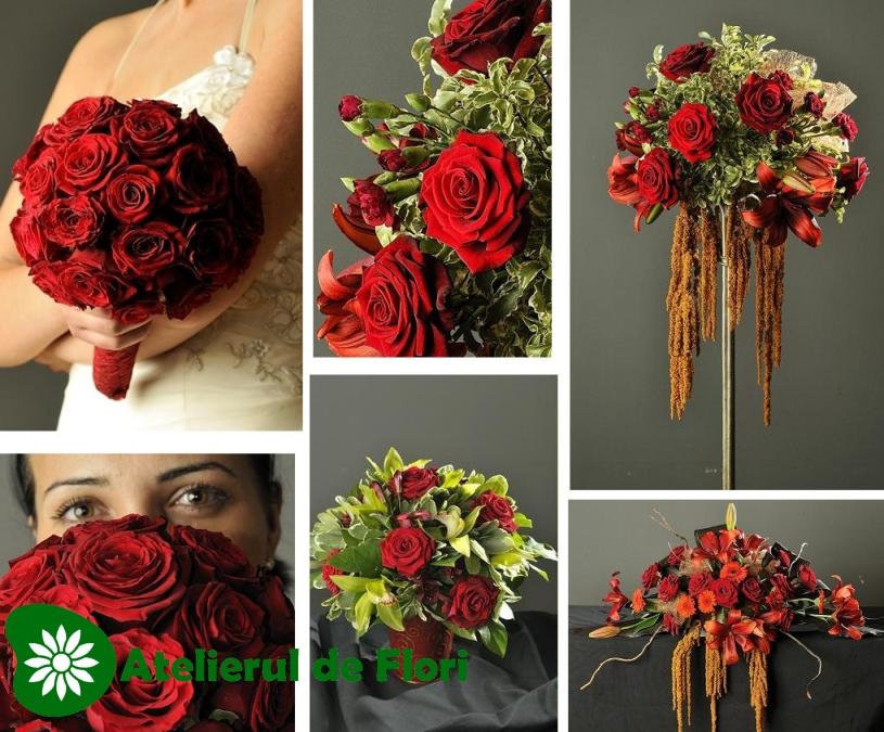 Aranjamente Pentru Nunti Atelierul De Flori Timisoara