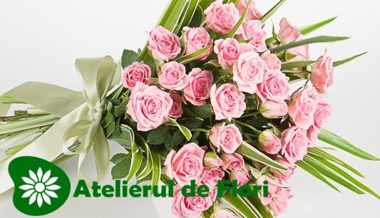 Flori 8 martie 2013 – Atelierul de flori Timisoara