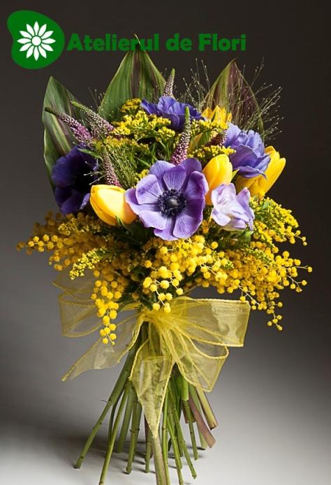 buchete deosebite de 8 martie – Atelierul de flori Timisoara