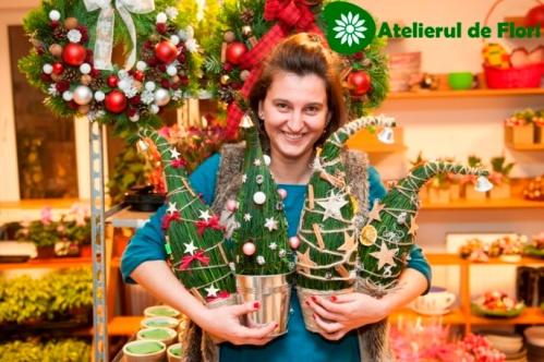 Anca Vlad Atelierul de flori