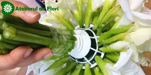 cursuri de aranjamente florale