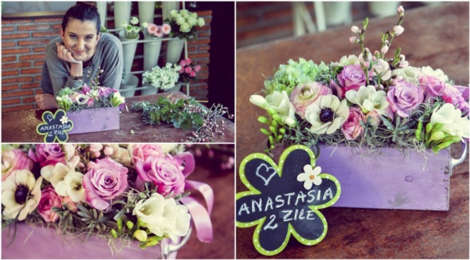 Aranjamente florale timisoara