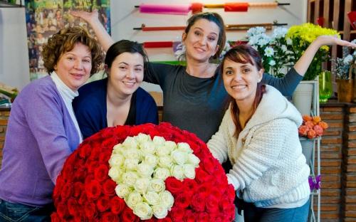 Atelierul de flori Timisoara