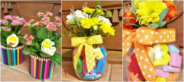 Flori pentru începutulșcolii