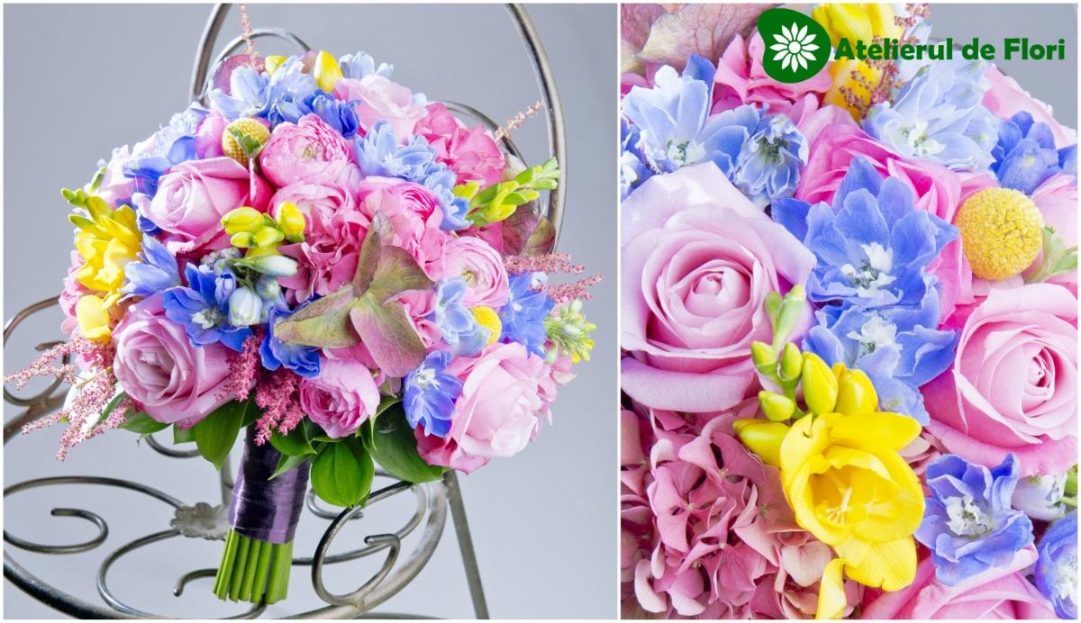 Preturi Buchete De Mireasa Atelierul De Flori Timisoara