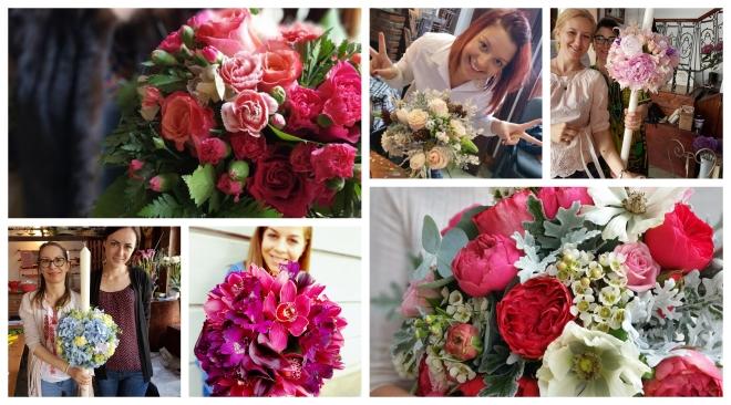 Curs Flori Pentru Nunti Atelierul De Flori Timisoara